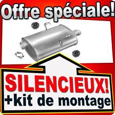 Silencieux Arriere PEUGEOT 406 2.0 2.2 HDI 90/110/136 PS 98-00 échappement UUP