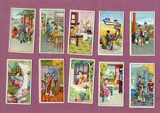More details for selection of 10 x chinese cigarette cards china #342