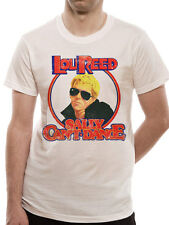 Lou Reed Mens T-Shirt Top Licensed Merchandise Sally S