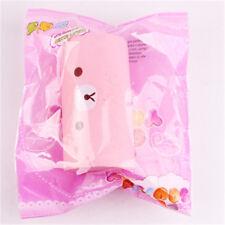 Cute Jumbo Squishy Rilakkuma Swiss Roll Slow Rising Hand Pillow Cartoon Soft Toy