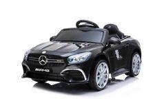 Mercedes AMG Kinder Auto Elektro Fahrzeug Elektroauto Kinderelektroauto schwarz