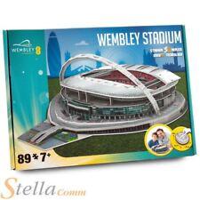 Angleterre Wembley 3D Puzzle Stade De Football Jigsaw Paul Lamond
