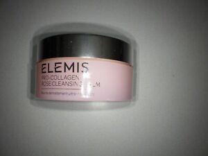 ELEMIS Pro-Collagen Cleansing Balm, Super Cleansing Treatment Balm, Rose 3.7 oz