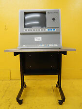 MRC Materials Research Corp A120024 Sputtering System Remote Stand Rev. B Used