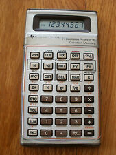 Vintage TI Business Analyst-II Calculator Texas Instruments