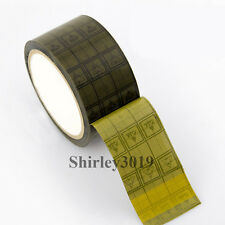 50pcs 12mm ESD AntiStatic Grid Warning Tape For PCB Electric Components Parts