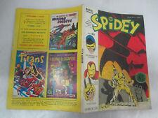 Spidey Numéro 56 du 10 Septembre 1984 (Les X-Men,Photonyk,)  / LUG
