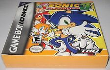Sonic Advance 3 (Game Boy Advance)  ..New! Sealed!