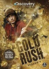 Gold Rush Season 9  -  Discovery Channel Six DVD Set