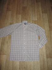 Karierte klassische Seidensticker Herrenhemden aus Baumwolle