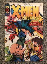 X-MEN CHRONICLES #1 VF- (Marvel 1995)