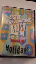 The Best of Rowan & Martin's Laugh-In Looks at Holidays (DVD, 1971)