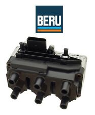 NEW Volkswagen Golf Jetta V6 1999-2000 Central Ignition Coil Beru OEM 021905106C