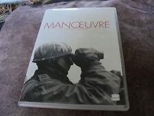 "DVD NEUF ""MANOEUVRE"" documentaire 1979 ( manoeuvres annuelles OTAN en Allemagne)"