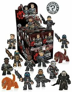 GEARS OF WAR - CASE OF 12 STYLISED VINYL MYSTERY MINIS by FUNKO - SEALED BOXES