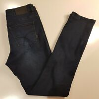 Riders by Lee Men Size 30 R2 Slim and Narrow Jeans Zip Fly Blue Stretch - MB29