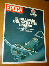 EPOCA 1966/821=EUGENE CERNAN SPACE WALK=ALESSANDRO BONSANTI=REICHERTSHAUSEN=