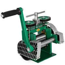 Rolling Mill Jewellery Manual Roll Machine Combination 85mm Roller Width