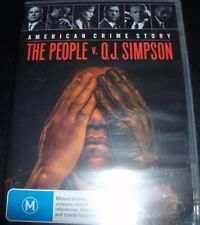 The People v. O.J. Simpson (American Crime Story) (Australia Region 4) DVD – New