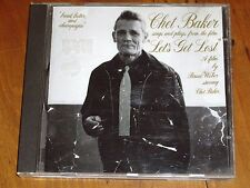 CHET BAKER *CD -' FROM THE FILM LET'S GET LOST ' 1989 EXC