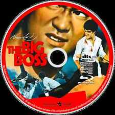 ĐƯỜNG SƠN ĐẠI HUYNH - The Big Boss - Phim Le Blu-Ray - Bruce Lee - Long TIeng