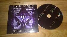 CD Metal My Insanity-Solar Child (12) canzone PROMO Seasons of Mist CB
