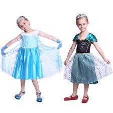 Robes coton mélangé pour fille de 6 à 7 ans