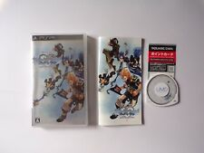 SONY PSP Disney Kingdom Hearts Birth by Sleep Game (Complete) Japanese Import,