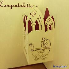 baby new born birth pop up 3D card gift greeting card congratulations boy girl