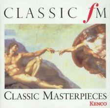 CLASSIC FM - CLASSIC MASTERPIECES - CD (1999) MONTEVERDI BACH MOZART ROSSINI ETC