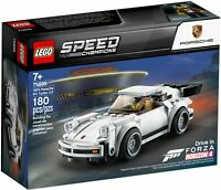 LEGO 75895 - Speed Champions - 1974 Porsche 911 Turbo 3.0 (Brand New & Sealed)