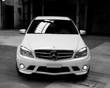 Paraurti Anteriore Mercedes tuning C Classe W204 2007-2012 C63 look AMG Design