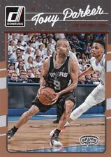 2016-17 PANINI DONRUSS Basket Jimmie #117 Tony Parker
