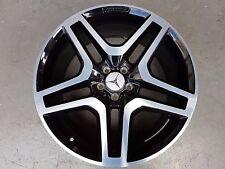 10 x 21 ET46 Original Mercedes AMG Alufelge Felge GLS GL X166 A 1644014302 Black