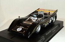 SLOT IT SICA26C MCLAREN M8D VIC ELFORD CAN-AM LAGUNA SECA 1971 #2 1/32 SLOT CAR