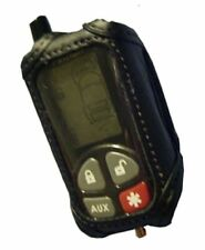 Leather Remote Cover / Case for Python 2-Way Remote Control Models 479P, 489P, 7
