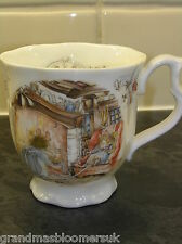 BRAMBLY HEDGE ROYAL DOULTON WINTER FULL SIZE BEAKER SEASONS 1ST QUALITY