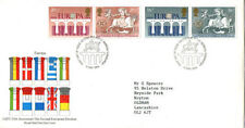 Elizabeth II (1952-Now) Space Great Britain First Day Covers