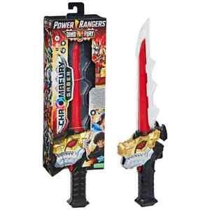 Power Rangers Dino Fury Chromafury Saber Electronic Colour Scanning Toy Dagger