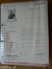 HT065-ORIGINAL AUTOGRAPH MEMOLA ORONZO RTM 50CC, YAMAHA TD3,125 YAMAH,AUTOGRAMM,