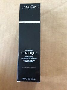 Lancôme Advanced Genifique Youth Activating Concentrate 1.69 Oz. Boxed