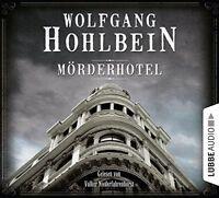 WOLFGANG HOHLBEIN - MÖRDERHOTEL 6 CD NEU
