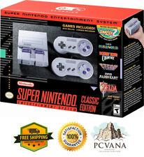 Nintendo - Super Nintendo Entertainment System: Super NES Classic Edition - Gray