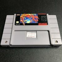 Super Metroid Super Nintendo Entertainment System SNES 1994 Cart Only *