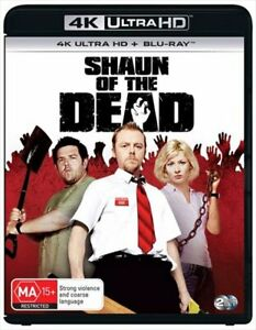 Shaun Of The Dead UHD