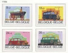 [152648] TB||**/Mnh || - N° 2232/35, anciennes voitures belges, auto, SC, SNC