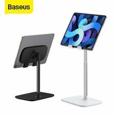 Baseus Tablet Cell Phone Holder Desktop Mount Universal Stand for iPad Samsung