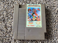 Clash at Demonhead Nintendo Entertainment System NES Tested Authentic WORKS