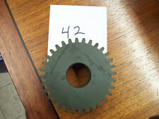 # 45091-NSS-832 Erthalon fiber gear middle folder gear for Fordyce folder 19 1/2