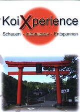 Koi Xperience DVD (ca. 80 min.) mit Bernd Stelter - Nishikigoi - Japan - Teich